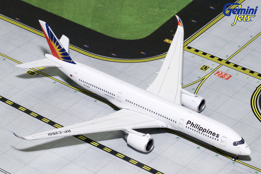 Philippine A350-900 RP-C3501 (1:400) - Preorder item, order now for future delivery