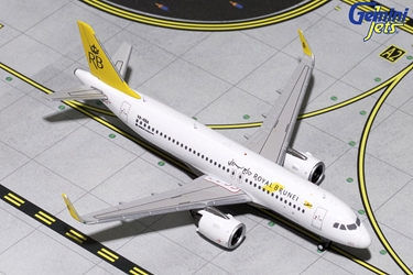 Royal Brunei A320neo V8-RBA (1:400) - Preorder item, order now for future delivery