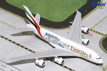 "Emirates A380-800 ""Real Madrid"" A6-EUG (1:400) - Preorder item, order now for future delivery"