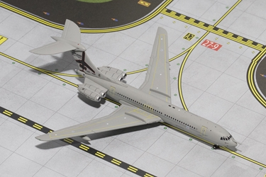 "RAF VC-10 ""50 Years"" XR808 (1:400), Gemini MACS 400 Diecast Military Planes Item Number GMRAF061"