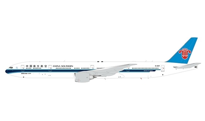 China Southern Airlines 777-31B/ER B-2007 with stand (1:200), InFlight 200 Scale Diecast Airliners Item Number IF277730815