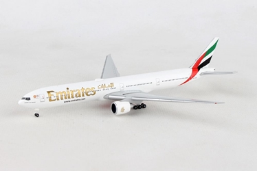 Emirates 777-300ER A6-EQA (1:500), Herpa 1:500 Scale Diecast Airliners Item Number HE518277-004