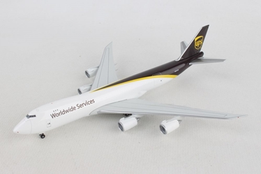 UPS Airlines Boeing 747-8F N607UP (1:500) by Herpa 1:500 Scale Diecast Airliners Item Number HE531023-001