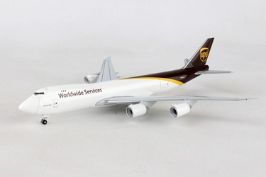 UPS Airlines Boeing 747-8F - N605UP (1:500), Herpa 1:500 Scale Diecast Airliners Item Number HE531023