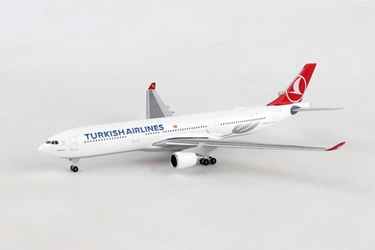 "Turkish A330-300 ""Pamukkale"" TC-JOA (1:500), Herpa 1:500 Scale Diecast Airliners Item Number HE531443"