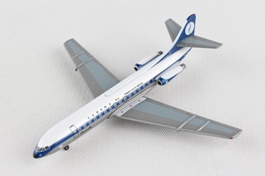 Sabena Sud Aviation Caravelle OO-SRA (1:500), Herpa 1:500 Scale Diecast Airliners Item Number HE531672