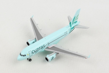 Cyprus Airways Airbus A319 (1:500) - , Herpa 1:500 Scale Diecast Airliners Item Number HE531757