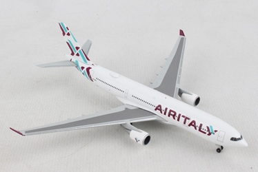 Air Italy Airbus A330-200 (1:500), Herpa 1:500 Scale Diecast Airliners Item Number HE532624