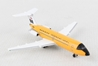 "Braniff International BAC 111-200 ""Jelly bean Ochre"" (1:500), Herpa 1:500 Scale Diecast Airliners, Item Number HE533003"