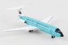 "Braniff International BAC 111-200 ""Jelly bean Turquoise"" (1:500), Herpa 1:500 Scale Diecast Airliners, Item Number HE533010"
