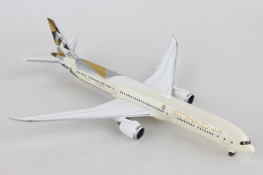 Etihad Airways Boeing 787-10 Dreamliner (1:500), Herpa 1:500 Scale Diecast Airliners, HE533119