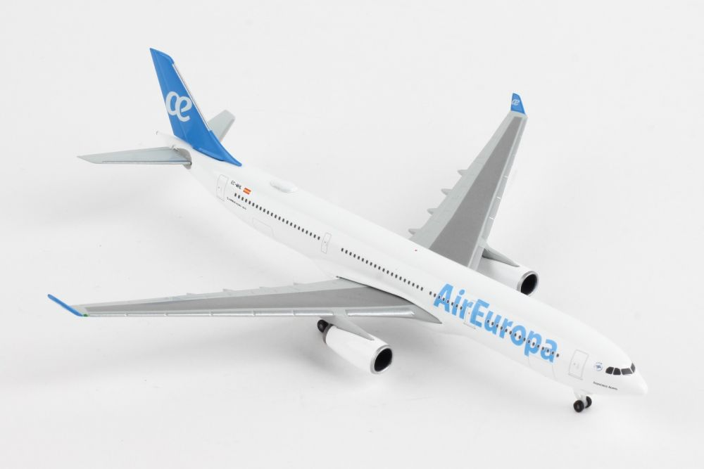 "Air Europa Airbus A330-300 ""Francisca Acera"" (1:500) by Herpa 1:500 Scale Diecast Airliners"