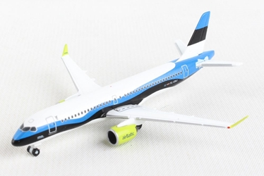"airBaltic Airbus A220-300 ""Estonia"" (1:500) by Herpa 1:500 Scale Diecast Airliners"