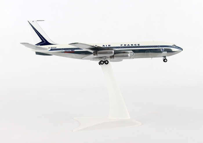 "Air France 707-320 F-BHSF ""Chateau de Blois"" (1:200), Herpa 1:200 Scale Diecast Airliners Item Number HE557245"