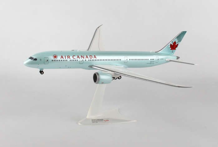 Air Canada 787-9 C-FNOE (1:200), Herpa 1:200 Scale Diecast Airliners Item Number HE557610