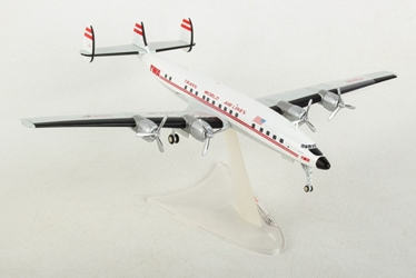 TWA - Trans World Airlines Lockheed L-1649A Jetstream (1:200), Herpa 1:200 Scale Diecast Airliners, HE558372-001