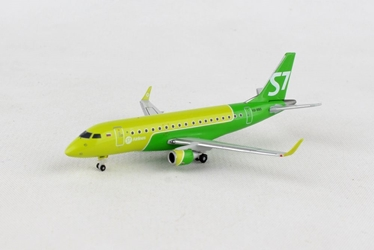 S7 Airlines ERJ-170 New Livery VQ-BBO (1:400), Herpa 1:400 Scale Diecast Airliners Item Number HE562645