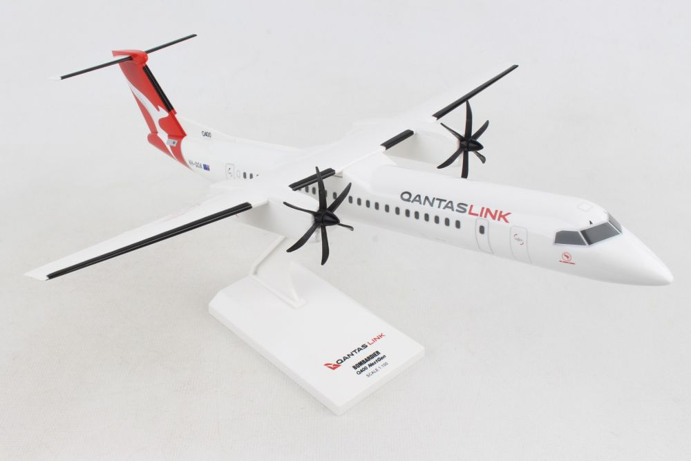 Qantaslink Q400 New Livery  (1:200)
