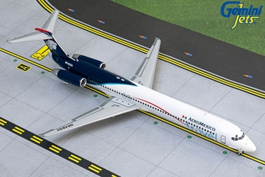 Aeromexico Travel MD-83 N848SH (1:200)