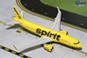 Spirit Airlines A320neo N902NK (1:200), GeminiJets 200 Diecast Airliners, Item Number G2NKS681