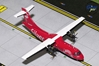 Silver Air ATR-42-600 N400SV (1:200), GeminiJets 200 Diecast Airliners, G2SIL762