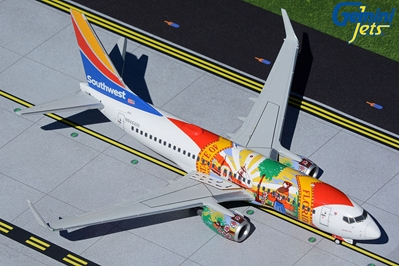 "Southwest Airlines B737-700 N945WN ""Florida One"" (1:200)"