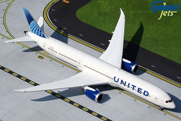 United Airlines B787-10 United N12010 new livery (1:200)