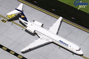 Alliance Airlines Fokker F-100 VH-UQC (1:200) by GeminiJets 200 Diecast Airliners Item Number: G2UTY765
