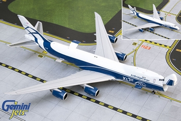Air Bridge Cargo B747-8F VP-BBY (Interactive Series) (1:400)