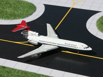 British Airways Trident 2E - New Mold! (1:400), GeminiJets 400 Diecast Airliners, Item Number GJBAW752