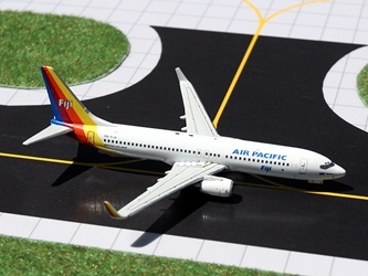 Air Pacific 737-800 (1:400), GeminiJets 400 Diecast Airliners, Item Number GJFJI796