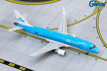 KLM Cityhopper E175 PH-EXU (1:400)