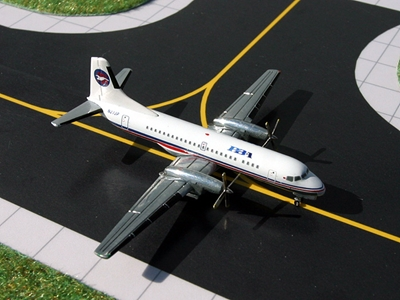 Provincetown-Boston (PBA) YS-11 (1:400), GeminiJets 400 Diecast Airliners, Item Number GJPBA311