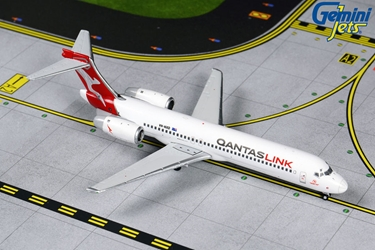 QantasLink B717-200 VH-NXD (1:400) by GeminiJets 400 Diecast Airliners