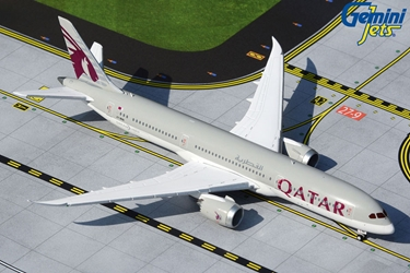 Qatar Airways B787-9 Qatar A7-BHA (1:400)