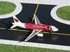 "US Airways A319 ""Arizona Cardinals"" (1:400), GeminiJets 400 Diecast Airliners, Item Number GJUSA890"