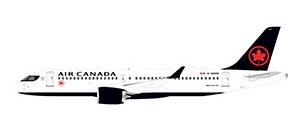 Air Canada A220-300 2017 New Livery (1:400)