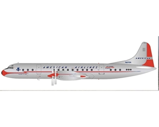 American Airlines Lockheed L-188A Electra N6110A (1:200)