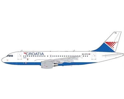 Croatia Airlines Airbus A319 9A-CTG (1:200)