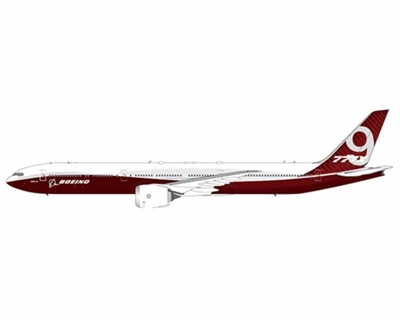 Boeing B777-9X (Concept House Livery), with Antenna (1:400)